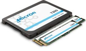 Micron 7300 PRO - 1DWPD Read Intensive 7.68TB, SED eDrive, 512B, U.2 (MTFDHBE7T6TDF-1AW12ABYY)