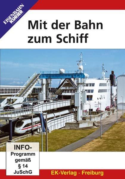 Bahn: Eisenbahn Kurier (verschiedene Filme) -- via Amazon Partnerprogramm