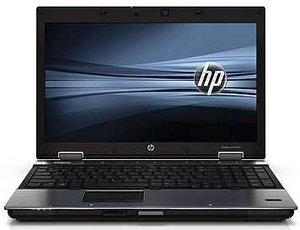 HP EliteBook 8540w, Core i5-560M, 4GB RAM, 320GB HDD, FirePro M5800 (WD736EA)