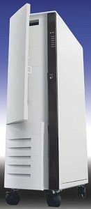EYE-2020XR Server-Tower 2x420W redundant ATX -- © CWsoft
