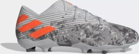 adidas Nemeziz 19.2 FG grey two/solar orange/chalk white (Herren) (EF8288)