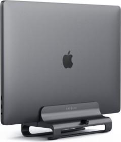 Satechi Universal Vertical Laptop Stand, Notebookhalterung, Space Gray (ST-ALVLSM)