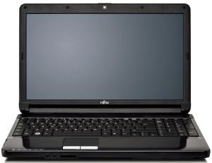 Fujitsu Lifebook AH530, Pentium P6200, 4GB RAM, 500GB HDD, Bluetooth, UK (VFY:AH530MP503GB)