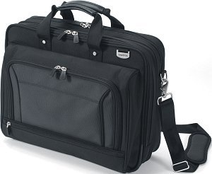 "Dicota TopTraveler regular 15.4"" carrying case (N8968N)"