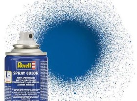 Revell Spray Color blau, glänzend (34152)