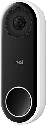 Nest Hello Video Doorbell (NC5100EX)