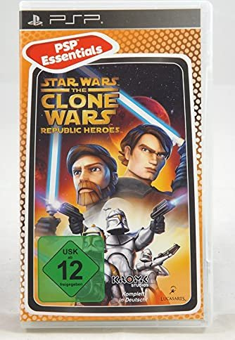 Star Wars: The Clone Wars - Republic Heroes (deutsch) (PSP) -- via Amazon Partnerprogramm