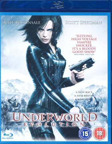 Underworld 2 - Evolution (Blu-ray) (UK) -- via Amazon Partnerprogramm