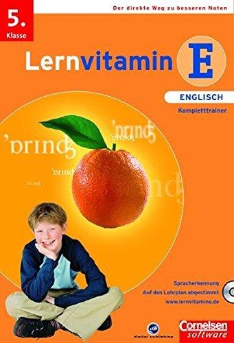 Klasse Computer, Tablets & Netzwerk Bildung, Sprachen & Wissen Lernvitamin Deutsch 5