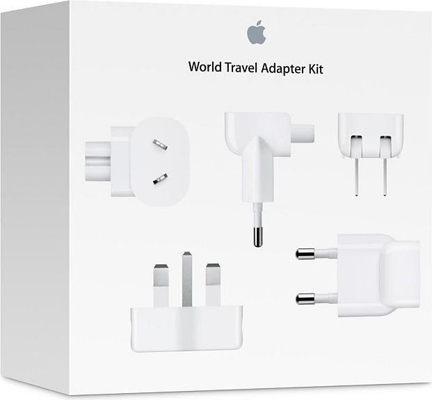 Apple MD837ZM World travel adapter kit