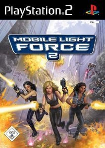 Mobile Light Force 2 (deutsch) (PS2)