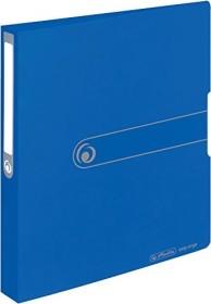 Herlitz easy orga to go Ringhefter A4, 25mm, blau (11217171)