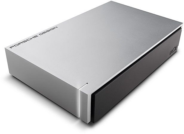 LaCie Porsche Design P'9233 2000GB, USB 3.0 (9000296)