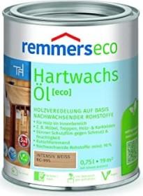 Remmers Hartwachs-Öl eco innen Holzschutzmittel intensiv-weiß, 750ml (7688-01)