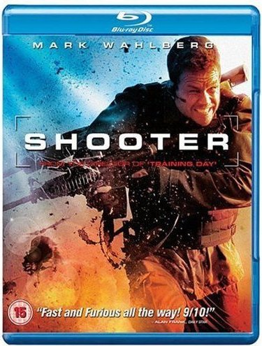 Shooter (Blu-ray) (UK) -- via Amazon Partnerprogramm
