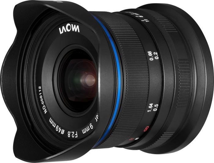 Laowa 9mm 2.8 Zero-D für Fujifilm X
