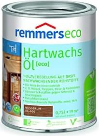 Remmers Hartwachs-Öl eco innen Holzschutzmittel nussbaum, 750ml (7686-01)