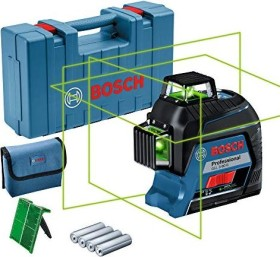 Bosch Professional GLL 3-80 G Linienlaser inkl. Koffer (0601063Y00)