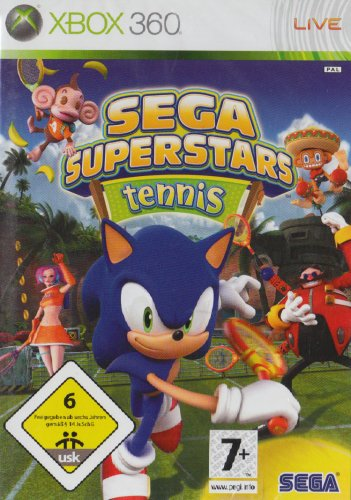 Sega Superstars Tennis (deutsch) (Xbox 360) -- via Amazon Partnerprogramm