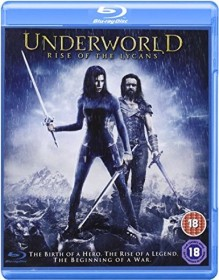 Underworld 3 - Rise of the Lycans (Blu-ray) (UK)
