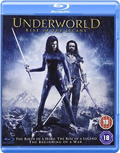 Underworld 3 - Rise of the Lycans (Blu-ray) (UK) -- via Amazon Partnerprogramm