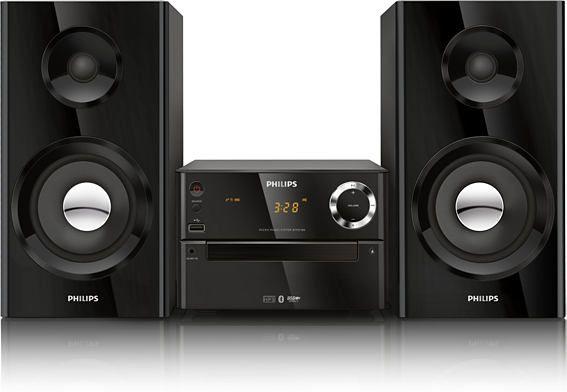 Philips BTM2180 silver/black