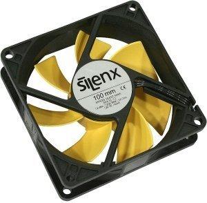 SilenX Effizio Quiet Fan Series, 100mm (EFX-10-12) -- © PC-Cooling.de