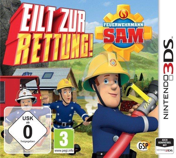 Feuerwehrmann Sam Deutsch 3ds Ab 6995 2019 Heise Online