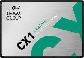 TeamGroup CX1 SSD 480GB, SATA (T253X5480G0C101)