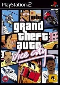 Grand Theft Auto (GTA): Vice City (PS2)