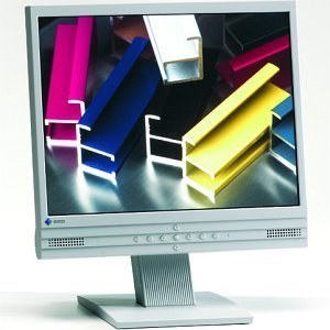 """Eizo FlexScan L367 szary, 15"""", 1024x768, VGA, DVI"""