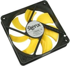 SilenX Effizio Quiet Fan Series, 120mm, 1100rpm (EFX-12-12) -- © PC-Cooling.de