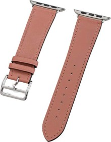 Peter Jäckel Watch Band Leather für Apple Watch (42mm/44mm) orange (17262)