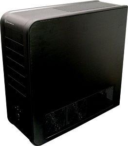 SilverStone Temjin TJ07 USB 2.0 black (SST-TJ07B)
