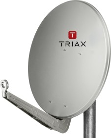 Triax Hit FESAT 85 lichtgrau (350481)