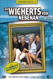 Die Wicherts von nebenan Box 3 (Folgen 27-39) (DVD)