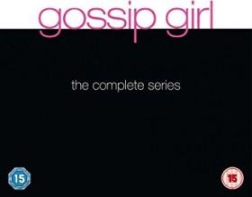 Gossip Girl Box (Season 1-6) (DVD) (UK)