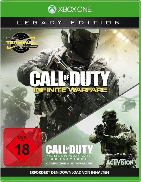 Call of Duty: Infinite Warfare - Legacy Edition (English) (Xbox One)