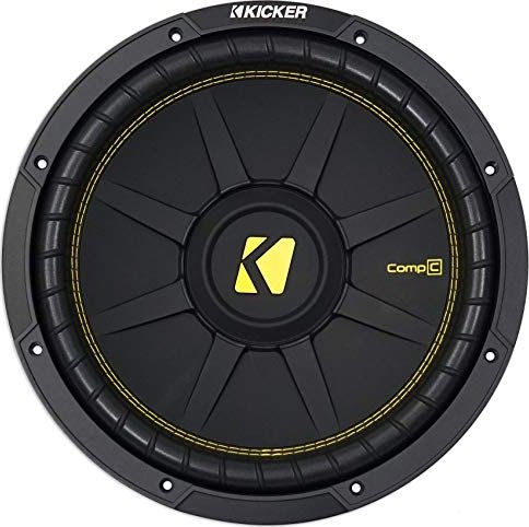 "Kicker 12"" Comp 4 Ohm (CWCD124)"