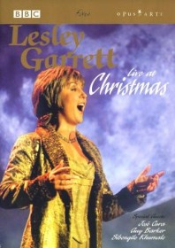 Lesley Garrett - Live at Christmas (DVD)