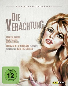 Le Mépris - Die Verachtung (Blu-ray)