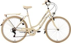 "KS Cycling Cityrad 28"" Casino beige (Damen)"