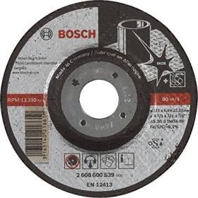Bosch AS 30 S INOX BF Expert for Inox Schleifscheibe 115x6mm, 1er-Pack (2608600539)