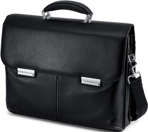 Dicota ExecutiveLeather carrying case (N11118L)