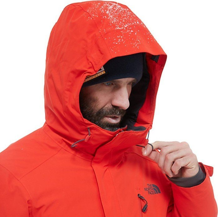 323cd7665c The North Face Descendit ski jacket fiery red (men) (3LVY-15Q) starting  from £ 163.57 (2019)