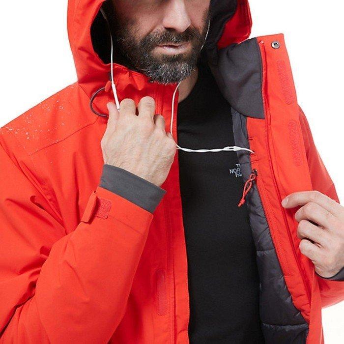 descuento especial de mejor sitio web código promocional The North Face Descendit ski jacket fiery red (men) (3LVY-15Q) from £ 203.95