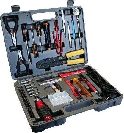 Inline Werkzeugkoffer Bestuckt Inkl 61 Tlg Zubehor Ab 46 95