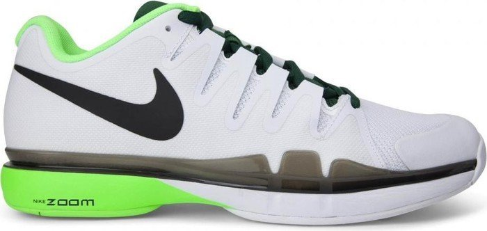 e2d401f349bc Nike Zoom Vapor 9.5 Tour white voltage green gorge green black (Herren