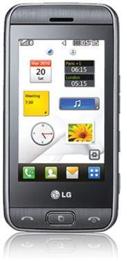 Congstar LG Electronics GT400 Viewty