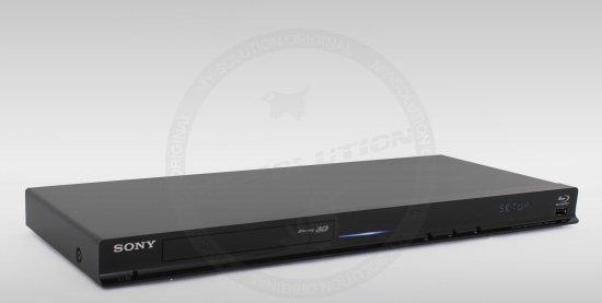 Sony BDP-S480 black -- © My-Solution.de